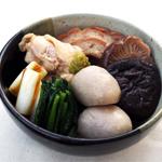 鶏と焼き葱の治部煮